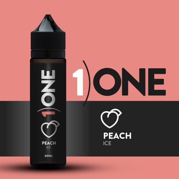 one peach ice