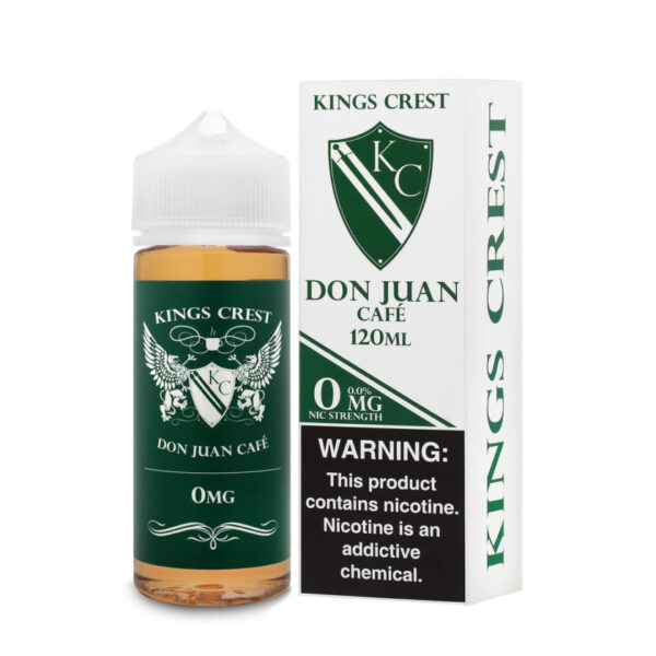KINGS CREST DON JUAN CAFE